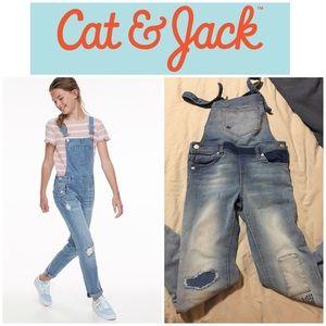 CAT & Jack girls overall